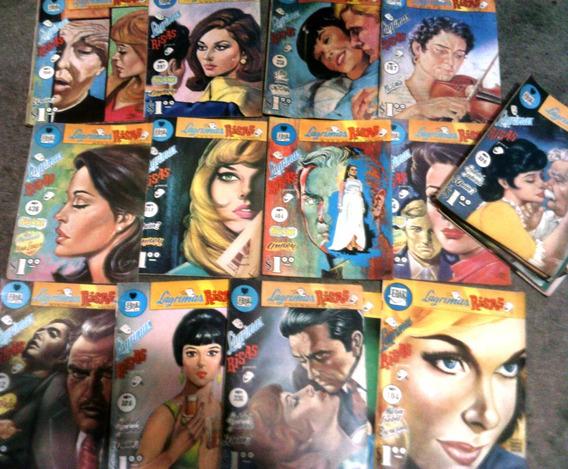 Comics Lagrimas Y Risas Grandes De Edar