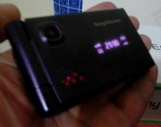 Sony Ericsson W380 (original) Fliper Compacto Player Lindo
