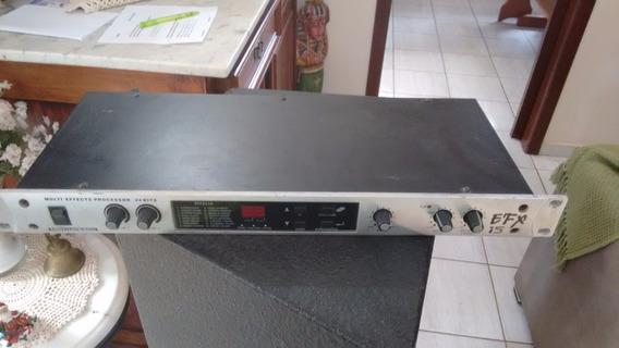 Multi Processador De Efeitos Wavebox Efx15 / Efx 15 / Rack