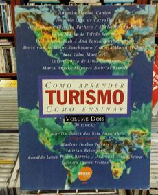 Como Aprender Turismo Como Ensinar Vol 2