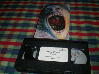 Pink Floyd / The Wall Vhs Usa