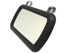 Par Espelho Universal Para Quebra Sol Preto