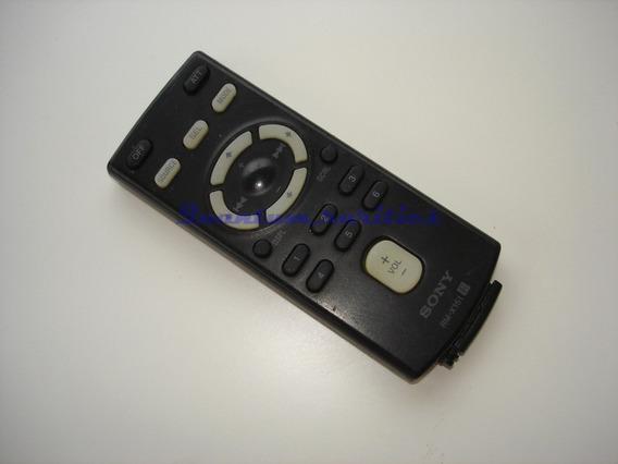 Controle Remoto Rm-x151 Sony - Usado E Funcionando