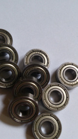 Rolamento 696 Zz Kit Com 10 Pçs  6x15x5