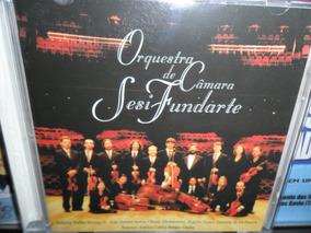Cd Orquestra De Câmera Sesi Fundarte