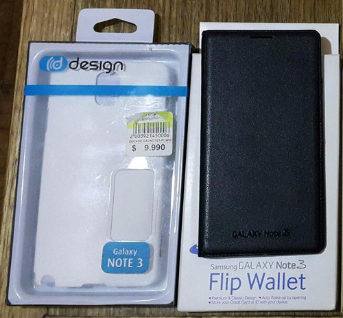 Flip Cover Note 3