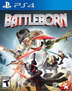 Battleborn - Playstation 4 Ps4 Fisico Nuevo.