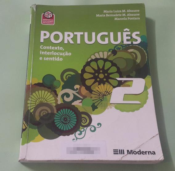 Português Contexto, Interlocução E Sentido 2 - Moderna