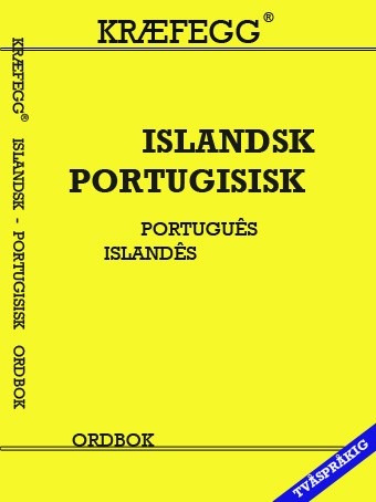 Dicionário Islandês-português Bilingue + Gramática