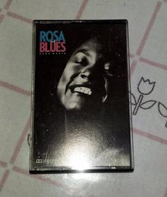 Rosa Maria - Rosa In Blues (fita K7) Fita K-7