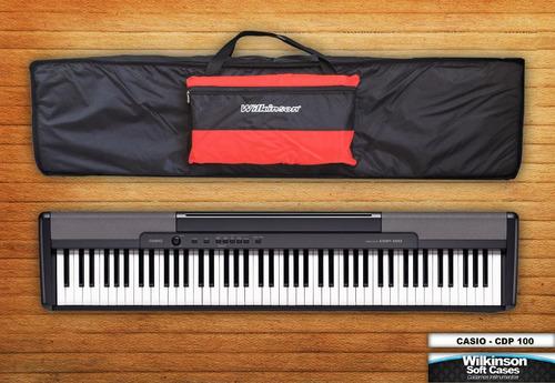Funda Piano  Kurzweil Sps 4/8 De 88 Notas