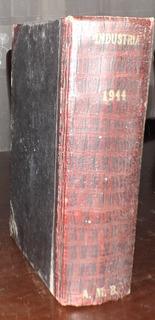 Anuario Sofofa 1944