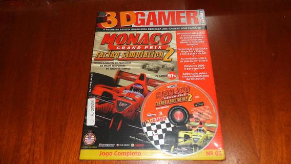 Monaco Grand Prix Race Simu 2 Pc Lacrado Leia Descrição