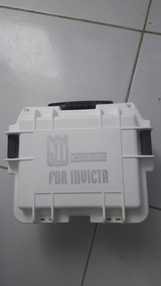 Estojo For Invicta 03 Relógios