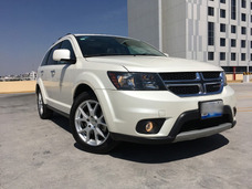 Dodge Journey 2015 Rt Unico Dueño Quemacocos Gps 3 Filas
