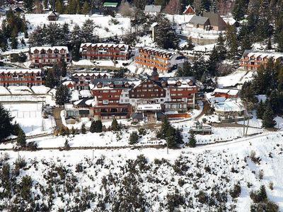 Bariloche Club Hotel Catedral Vacaciones Invierno 23-30/07