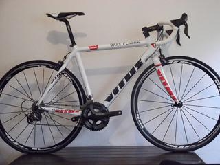 Bicicleta Speed Em Fibra De Carbono Dura Ace 20v