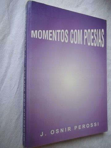 Livro - Momentos Com Poesias - Literatura Estrangeira