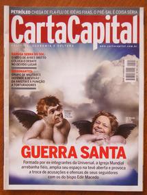 Revista Carta Capital Nº 511 03 Setembro 2008
