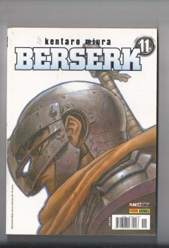 Mangá Berserk 11 - Editora Panini Frete Incluso