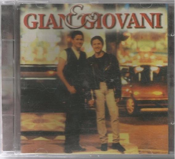 Cd Raro Gian & Giovani - Melhor Preço Do Ml - Frete Gratis
