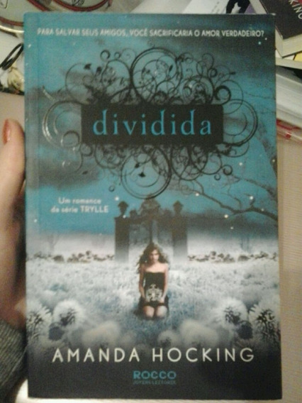 Livro Dividida De Amanda Hocking - Volume 2