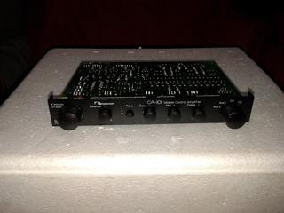 Nakamichi Pre Amplificador Ca - 101