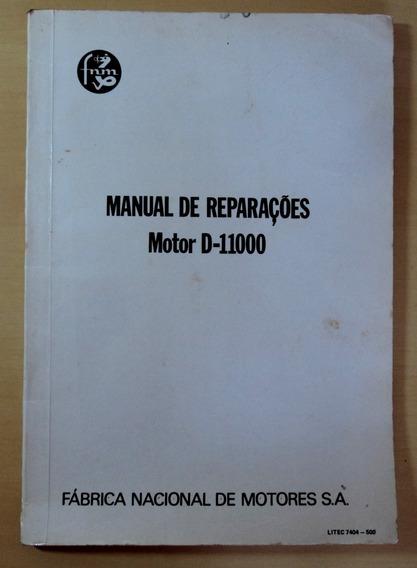 Manual De Reparações Motor Fnm D-11000