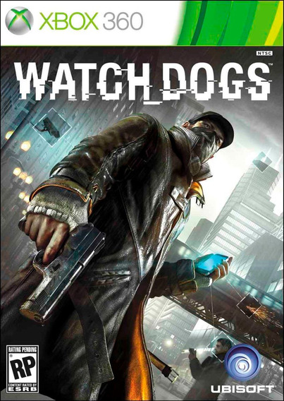 Jogo Novo Lacrado Watch Dogs Para Xbox 360