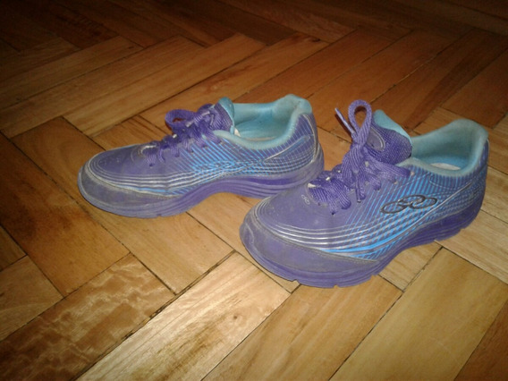 Zapatillas Olympikus Usadas, Como Nuevas! Buenisima Calidad!