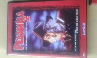 Pesadilla En Elm Street Coleccion