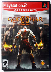 God Of War 2 Playstation 2