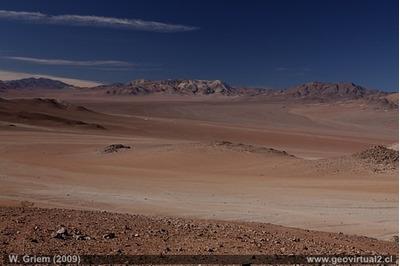 Terreno 21 Hectáreas En Desierto De Atacama