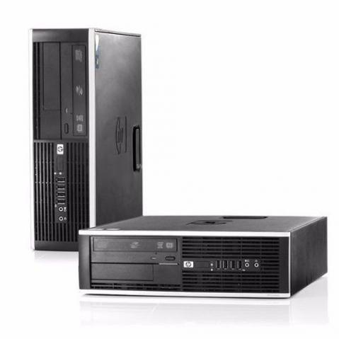 Pc Hp 8200 Pro Cpu Intel I5 4gb Hd 250gb Win7pro