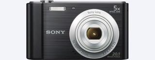 Sony Dsc-w800 De 20.1 Mp