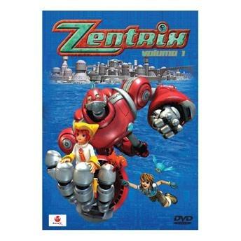 Dvd Original Zentrix