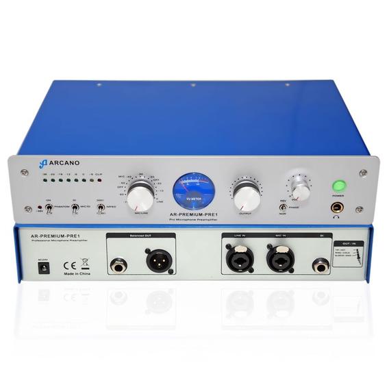 Arcano Pre-amplificador Ar-premium-pre1 High End 220v Sj