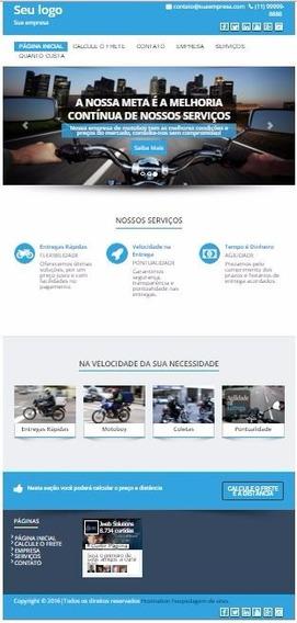 Site Com Script De Cálculo De Frete E Distância Motoboy
