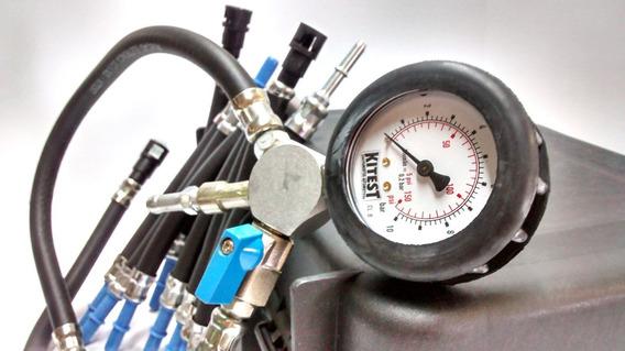 Medidor De Pressão Da Bomba Combustível Motos - Moto Brasil
