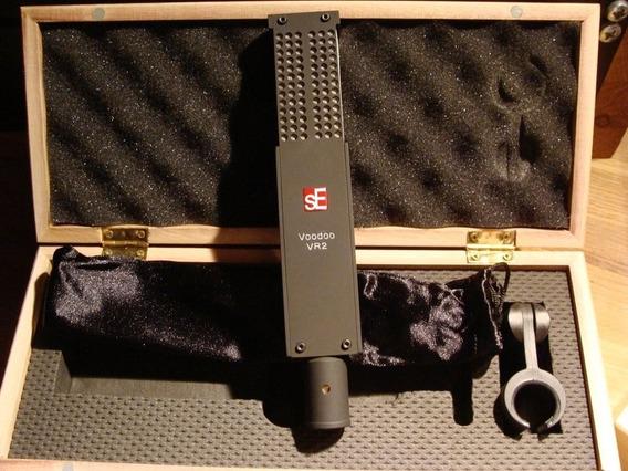 Microfone Se Electronics Vr2 Com Importador Oficial