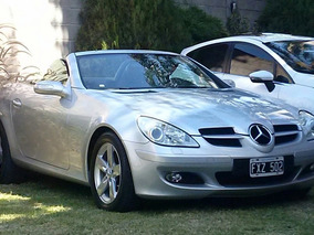 Mercedes Benz Slk 200 Kompressor Roadster