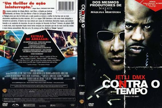 Dvd Contra O Tempo