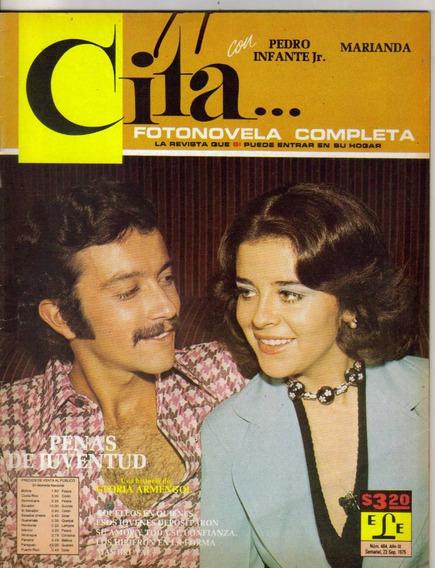 Pedro Infantejr Y Marianda (fotonovela Completa Cita Núm464)