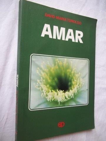 Livro - Davi Maria Turoldo - Amar - Literatura Estrangeira