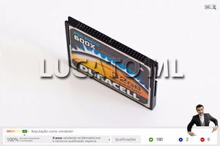 Cartão Compact Flash 32gb Duracell 90mb/s 600x 12x S/ Juros