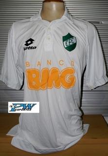 Camisa Coritiba Centenário Branca 2009 #19