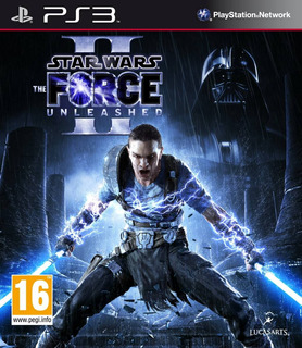 Star Wars The Force Unleashed 2 Ps3 Digital Gcp