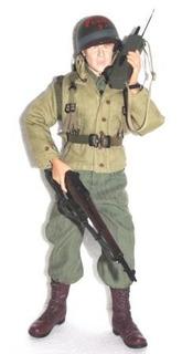 *figura De Ação De Coleção Particular 1/6 U.s. Signalman*