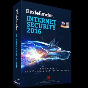 Bitdefender Internet Security Plus - 1 Computador - 1 Ano -