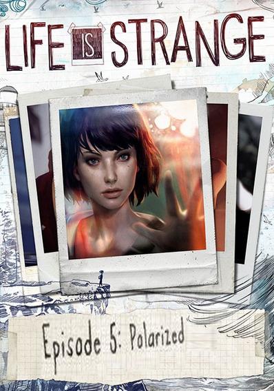 Life Is Strange Complete Edition Pc - Dvd Frete Gratis
